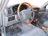 2001 Lexus LX Interiors