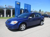 2007 Pace Blue Chevrolet Cobalt LS Sedan #64100385