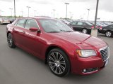 2012 Deep Cherry Red Crystal Pearl Chrysler 300 S V6 #64100680