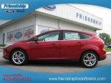 2012 Red Candy Metallic Ford Focus SEL 5-Door #64100359