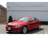 2012 Crimson Red BMW 3 Series 328i xDrive Coupe #64100341