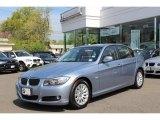 2009 Blue Water Metallic BMW 3 Series 328xi Sedan #64100337
