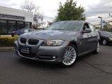 2009 Space Grey Metallic BMW 3 Series 335xi Sedan #64100325