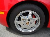 Porsche 944 1990 Wheels and Tires
