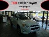 2012 Blizzard White Pearl Toyota RAV4 Limited #64100612
