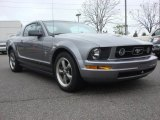 2006 Tungsten Grey Metallic Ford Mustang V6 Premium Coupe #64100262