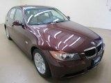 2007 Barbera Red Metallic BMW 3 Series 328xi Sedan #64100201