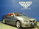 2009 Space Grey Metallic BMW 3 Series 335i Convertible #64100199