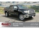2012 Black Toyota Tundra Platinum CrewMax 4x4 #64100141