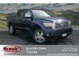 2012 Nautical Blue Metallic Toyota Tundra Limited CrewMax 4x4 #64100139