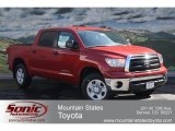 2012 Barcelona Red Metallic Toyota Tundra CrewMax 4x4 #64100138