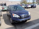 2008 Royal Blue Pearl Honda CR-V LX 4WD #64100116