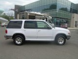 1997 Oxford White Ford Explorer XLT 4x4 #64100394