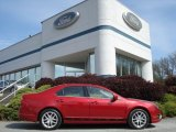 2011 Red Candy Metallic Ford Fusion SEL #64157814