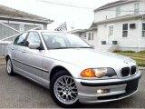 2000 Titanium Silver Metallic BMW 3 Series 328i Sedan #64158067
