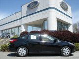 2012 Black Ford Focus SE Sedan #64157806