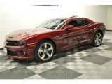 2010 Red Jewel Tintcoat Chevrolet Camaro SS/RS Coupe #64158064