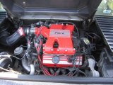 1986 Pontiac Fiero Engines