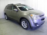 2012 Graystone Metallic Chevrolet Equinox LT AWD #64157926