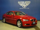 2007 Crimson Red BMW 3 Series 328xi Coupe #64157772