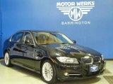 2011 Black Sapphire Metallic BMW 3 Series 335i xDrive Sedan #64157771