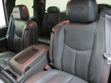 2005 Chevrolet Silverado 1500 SS Extended Cab Dark Charcoal Interior