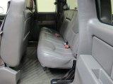 2005 Chevrolet Silverado 1500 SS Extended Cab Rear Seat