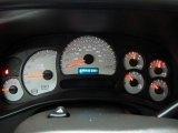 2005 Chevrolet Silverado 1500 SS Extended Cab Gauges