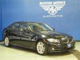 2009 Jet Black BMW 3 Series 335xi Sedan #64157757