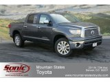 2012 Magnetic Gray Metallic Toyota Tundra Platinum CrewMax 4x4 #64157738