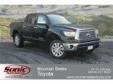 2012 Black Toyota Tundra Platinum CrewMax 4x4 #64157736