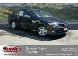 2012 Attitude Black Metallic Toyota Camry SE #64157728