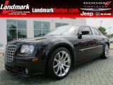 2008 Brilliant Black Crystal Pearl Chrysler 300 C SRT8 #64157859