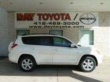 2012 Blizzard White Pearl Toyota RAV4 V6 Limited 4WD #64182754