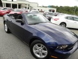 2011 Kona Blue Metallic Ford Mustang V6 Convertible #64182778