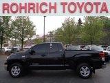 2010 Black Toyota Tundra Double Cab 4x4 #64188608