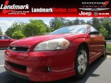 2006 Victory Red Chevrolet Monte Carlo SS #64188184