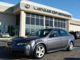 2005 Anthracite Metallic Acura TL 3.2 #6409251
