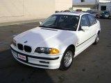 1999 Alpine White BMW 3 Series 323i Sedan #6415336