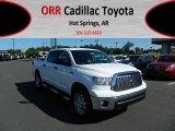 2012 Super White Toyota Tundra TSS CrewMax 4x4 #64188336