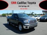 2012 Magnetic Gray Metallic Toyota Tundra TSS Double Cab #64188329