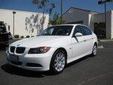 2006 Alpine White BMW 3 Series 330i Sedan #6403745