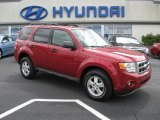 2009 Redfire Pearl Ford Escape XLT V6 4WD #64188093