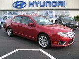 2010 Red Candy Metallic Ford Fusion SEL V6 #64188091