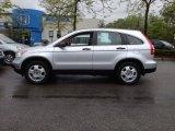 2009 Alabaster Silver Metallic Honda CR-V LX 4WD #64188526