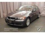 2007 Sparkling Graphite Metallic BMW 3 Series 328xi Sedan #6400507