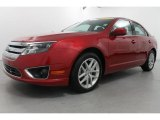 2010 Red Candy Metallic Ford Fusion SEL V6 #64188017