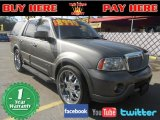 2003 Mineral Grey Metallic Lincoln Navigator Luxury #64188460