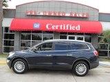 2008 Ming Blue Metallic Buick Enclave CXL #6405199