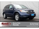 2010 Royal Blue Pearl Honda CR-V EX-L AWD #64188204